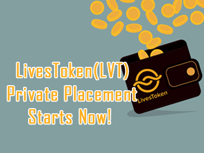 New Cryptocurrency LVT Launches Private Sale